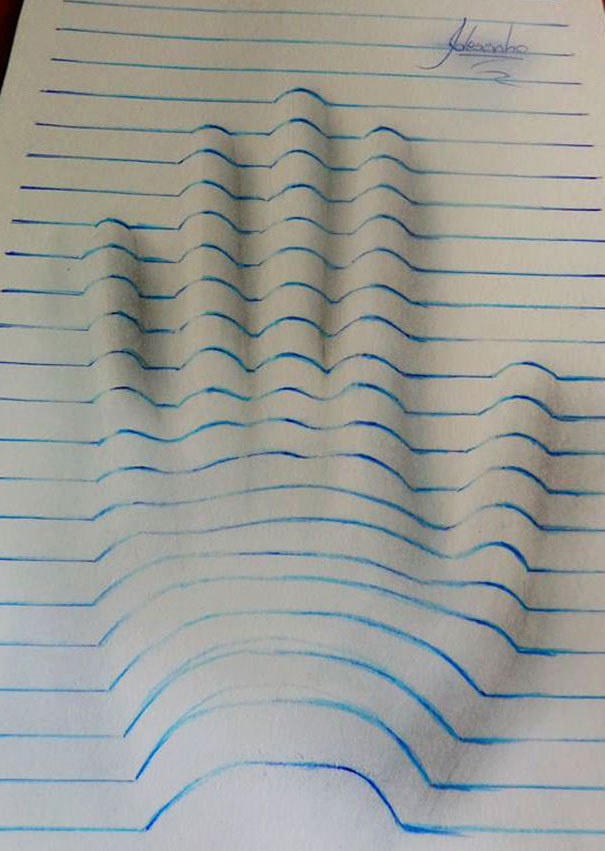 AD-3D-Lines-Notepad-Drawings-15-Years-Old-Joao-Carvalho-8