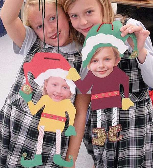 40 Easy And Cheap Diy Christmas Crafts Kids Can Make Architecture