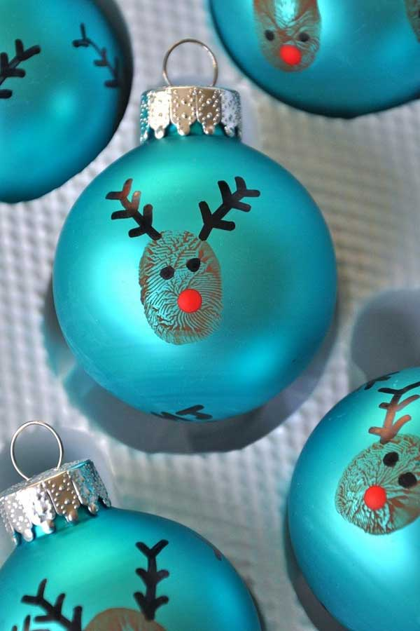 40+ Easy And Cheap DIY Christmas Crafts Kids Can Make | Architecture ...