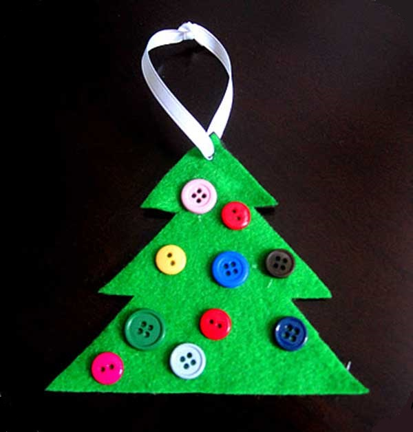Easy Christmas Crafts For Kids To Make.40 Easy And Cheap Diy Christmas Crafts Kids Can Make