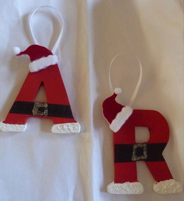 Easy Home Decor Ideas: 40+ Easy And Cheap DIY Christmas Crafts Kids Can Make