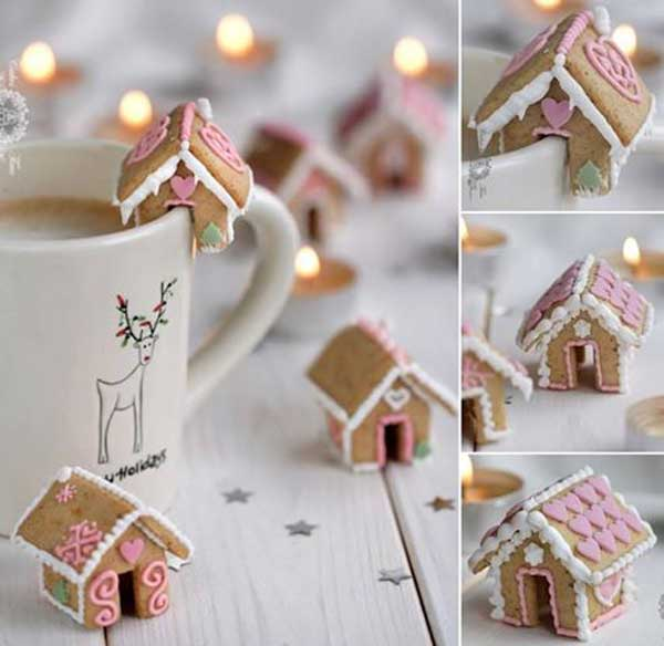 Diy Home Decor Ideas That Anyone Can Do: 30+ Easy And Adorable DIY Ideas For Christmas Treats