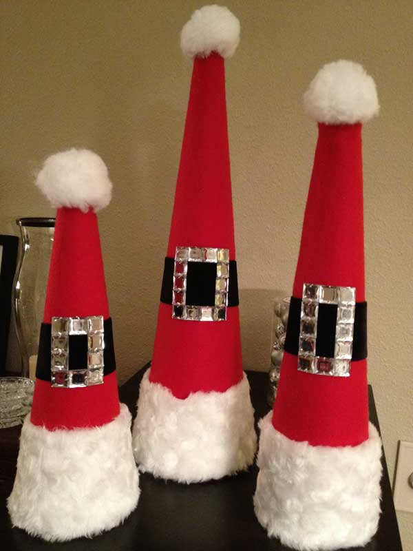 40 Simple And Affordable Diy Christmas Decorations