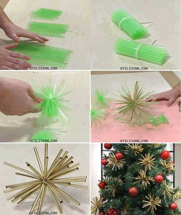 ad simple and affordable diy christmas decorations 14 - Christmas Decorations On The Cheap