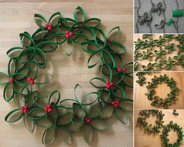 ad simple and affordable diy christmas decorations 25