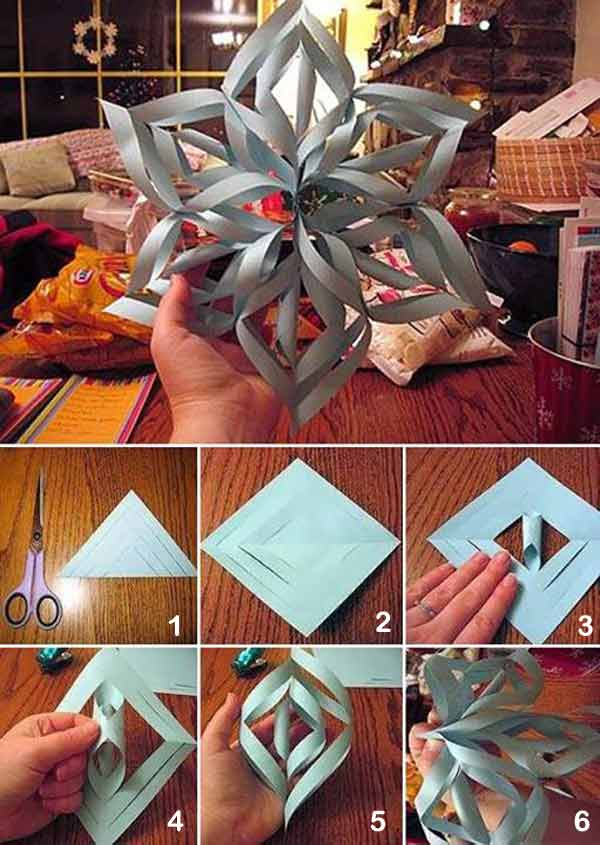 ad simple and affordable diy christmas decorations 37