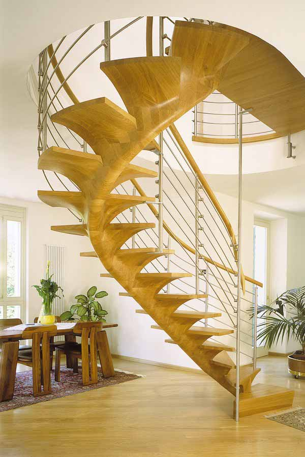 Creative Designs For Staircase 4