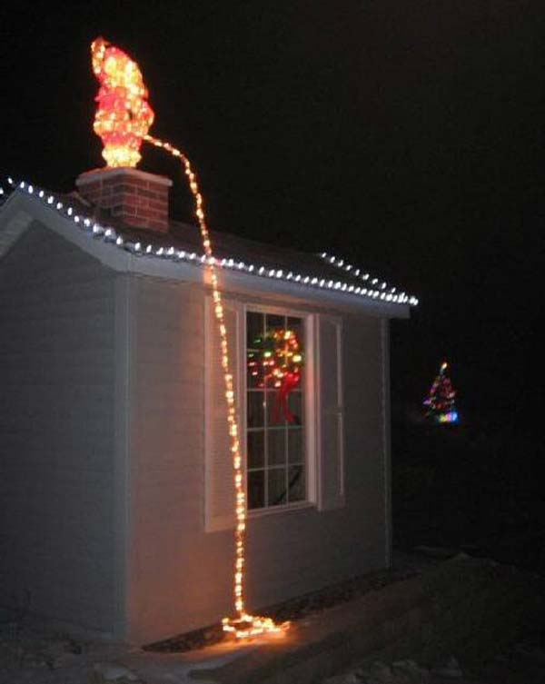 outdoor christmas lights house ideas. Outdoor-Christmas-Lighting-Decorations-11 Outdoor Christmas Lights House Ideas