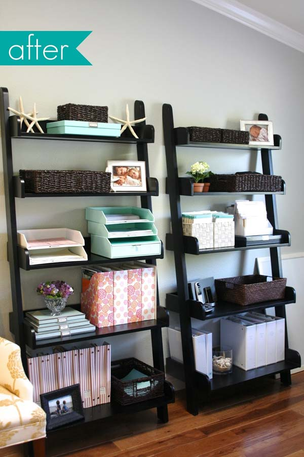 Organized Office top 40 tricks and diy projects to organize your office