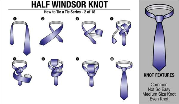 How to Wear a Tie