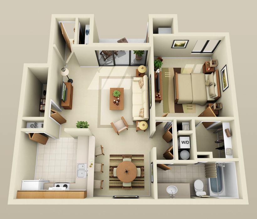 27-Paragon-Apartments-1-Bedroom