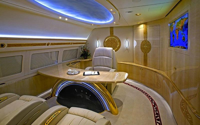 25 Amazing Private Jet Interiors Step Inside The Worlds Most