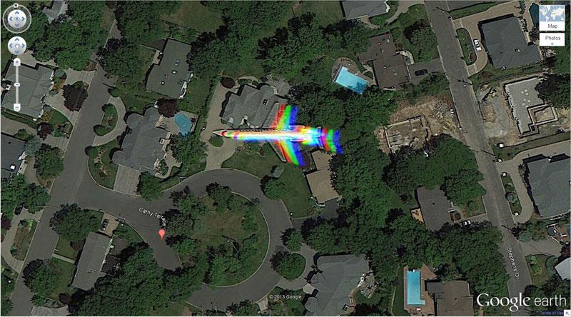 42-rainbow-plane