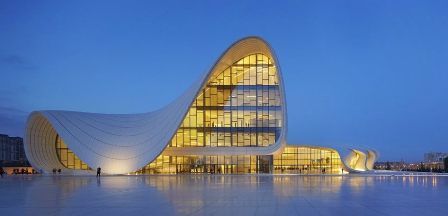 Incredible buildings around the world that are works of - Best architects in the world ...