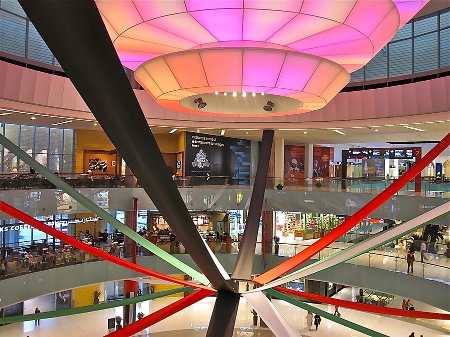 Inside Dubai Mall The Biggest Shopping Mall On Planet
