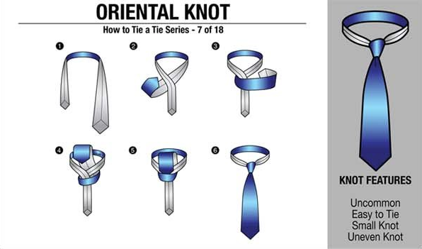 18 Clear & Succinct Ways To Wear A Tie | Architecture & Design