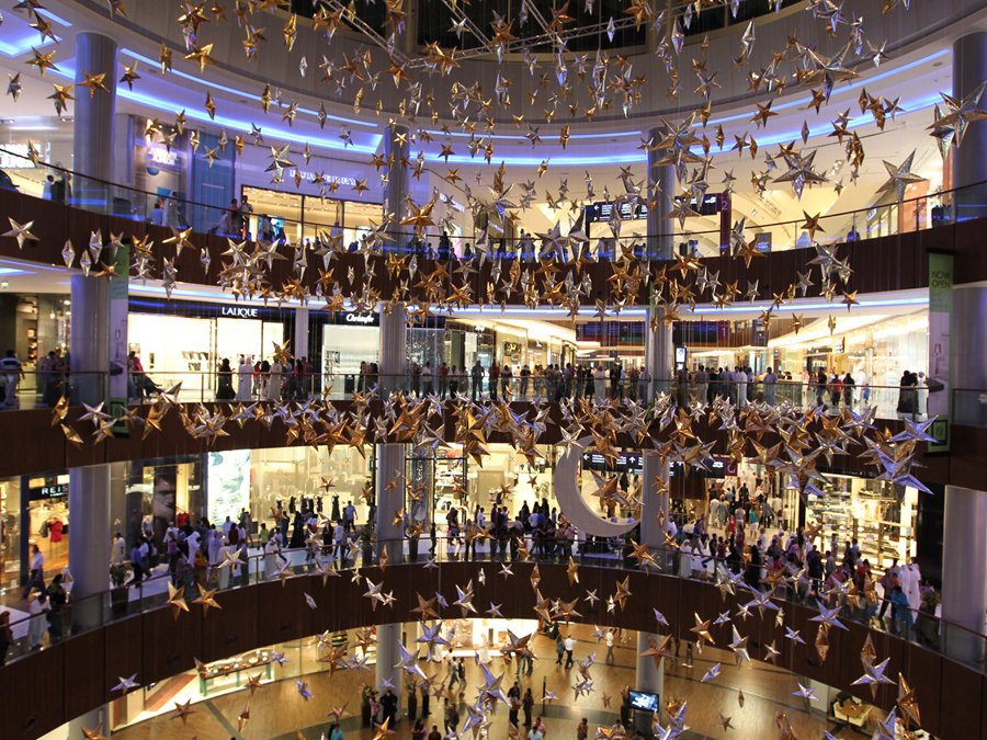 Inside Dubai Mall The Biggest Shopping Mall On The Planet
