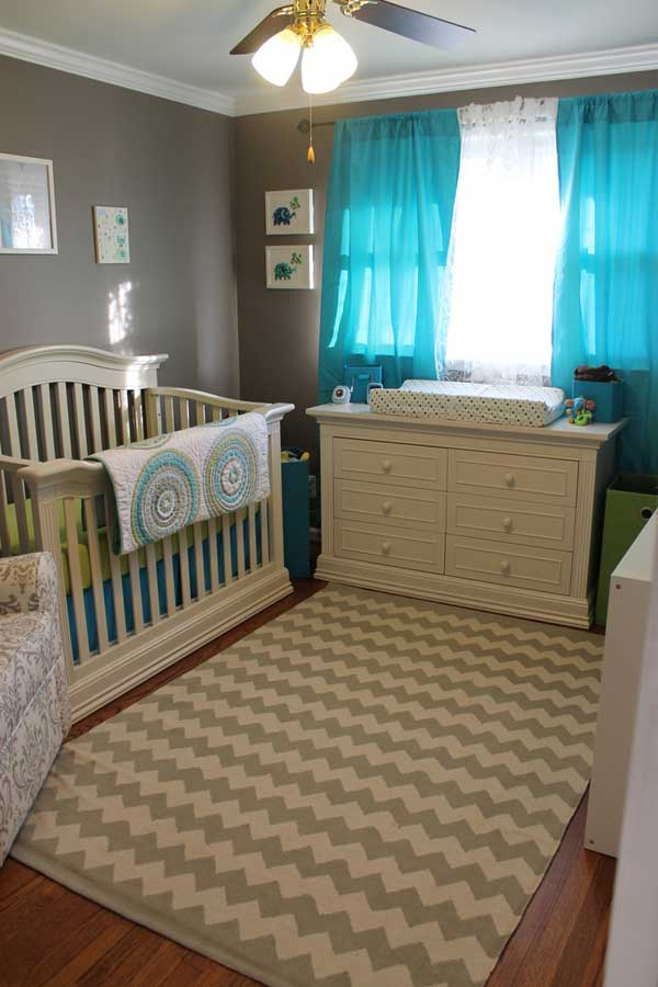 Nursery Room: 20+ Steal-Worthy Decorating Ideas For Small Baby Nurseries