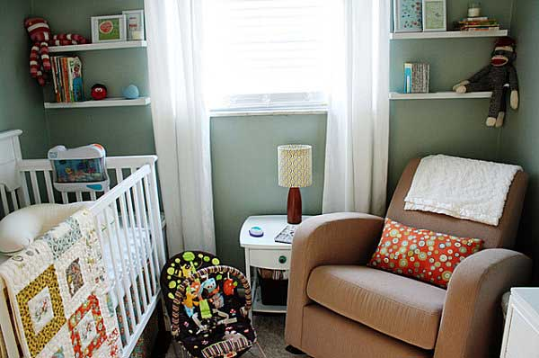 Exceptional AD Baby Nursery Ideas 06