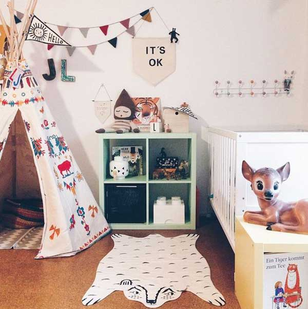 20 Extremely Lovely Neutral Nursery Room Decor Ideas That: 20+ Steal-Worthy Decorating Ideas For Small Baby Nurseries