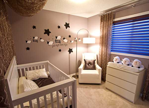 AD Baby Nursery Ideas 10. 20  Steal Worthy Decorating Ideas For Small Baby Nurseries