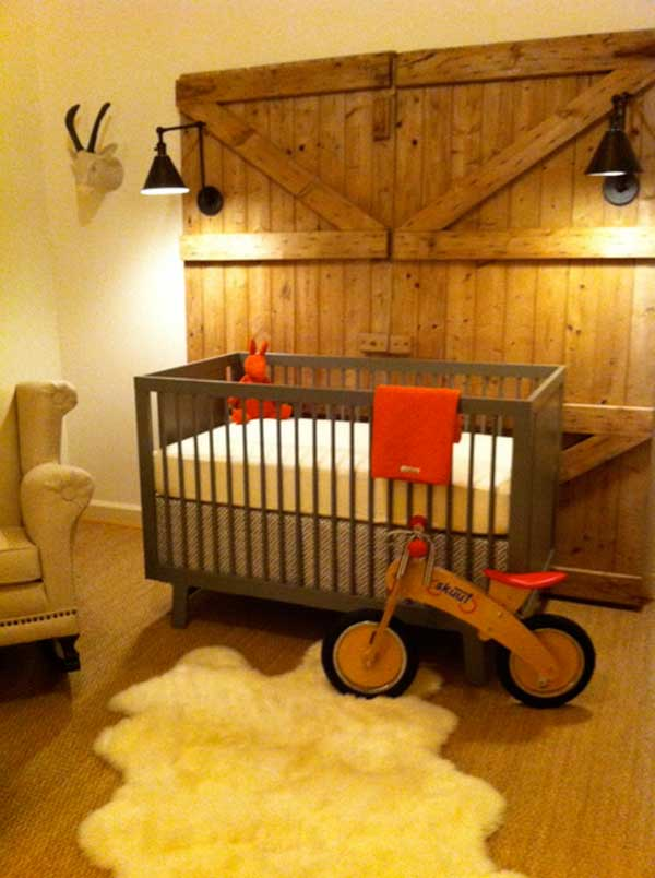 20 steal worthy decorating ideas for small baby nurseries for Baby cot decoration ideas