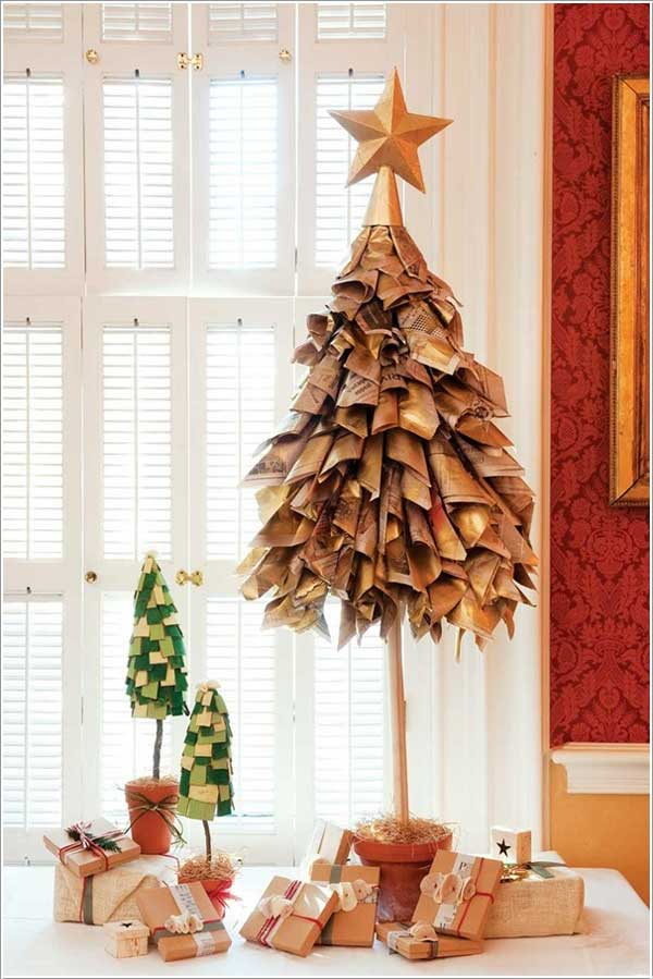 30 Of The Most Magnificent Christmas Trees You Can Make