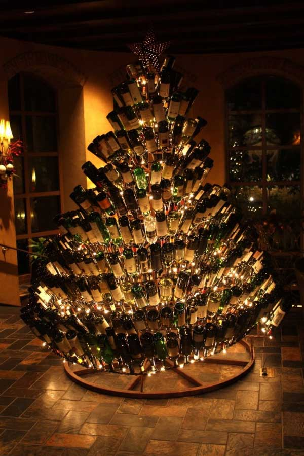30+ Of The Most Magnificent Christmas Trees You Can Make This ...