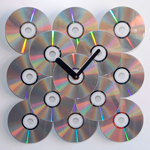 Souvent 25+ Brilliant DIY Ideas How To Recycle Your Old CD's  KF78
