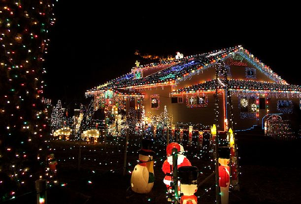 christmas house lighting ideas. adsmithshousewithxmaslights christmas house lighting ideas o
