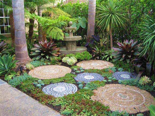 26 fabulous garden decorating ideas with rocks and stones rock stone garden decor 20 workwithnaturefo