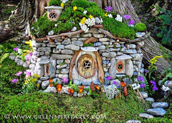 26 fabulous garden decorating ideas with rocks and stones for Dekotipps garten