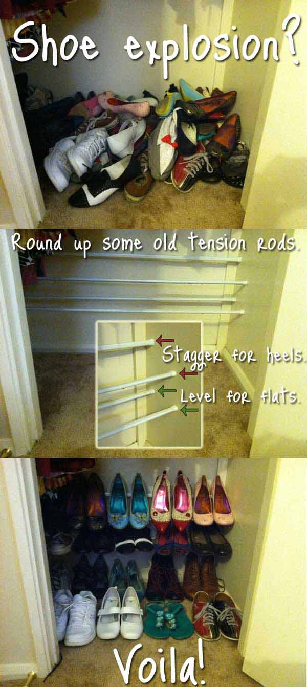 37 Insanely Smart DIY Storage Ideas You Need To Know | Architecture ...