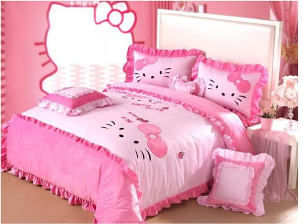 Dreamful Hello Kitty Room Designs for Girls | Architecture & Design