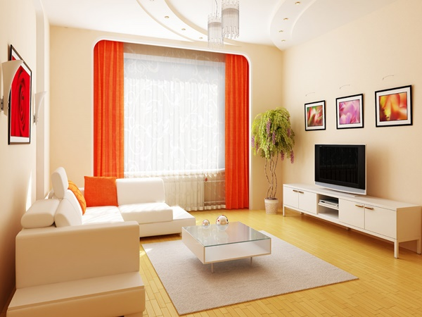 If Your Room Is Small, Choose Smaller Scale Furniture. Armless Chairs,  Apartment Size Sofas, Small Sectional Etc. Will Make The Room Appear More  Spacious.