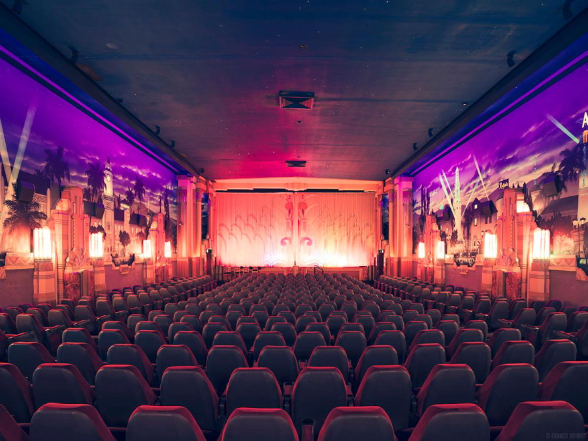 25 Of The Most Beautiful Cinemas Around The World