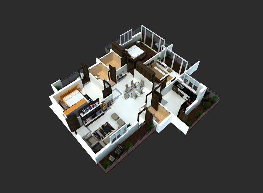 25-easy-three-bedroom-design
