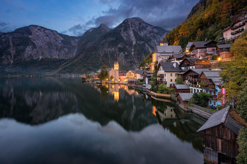 32 Beautiful Tiny Villages Around The World Architecture