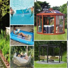 30+ Outrageously Fun Things You'll Want In Your Backyard This Summer