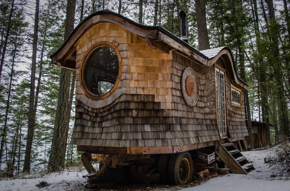 25+ Brilliant Tiny Homes That Will Inspire You To Live ...