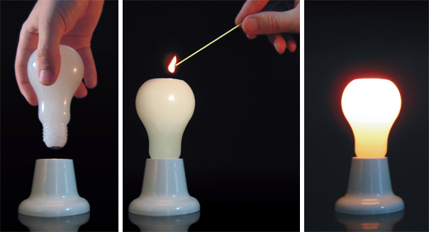 30 Of The Most Creative Candle Designs Ever