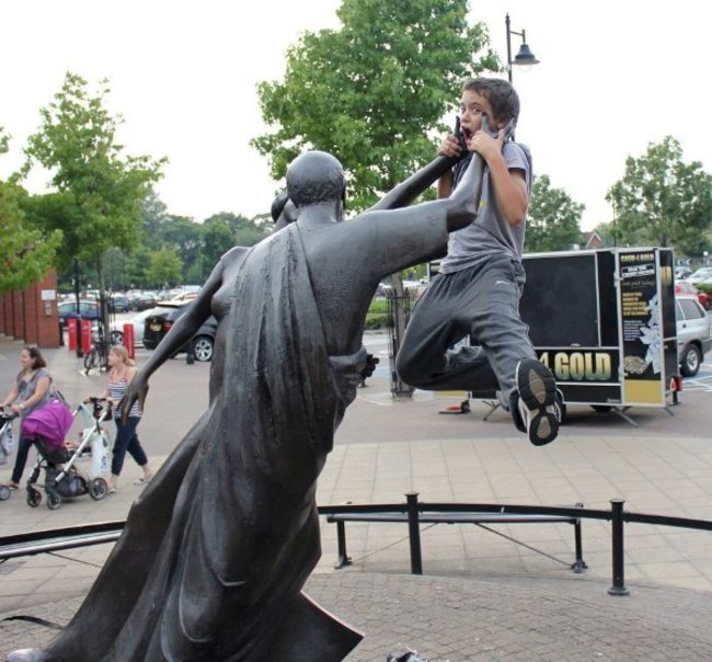 AD-Messing With-Statues-11