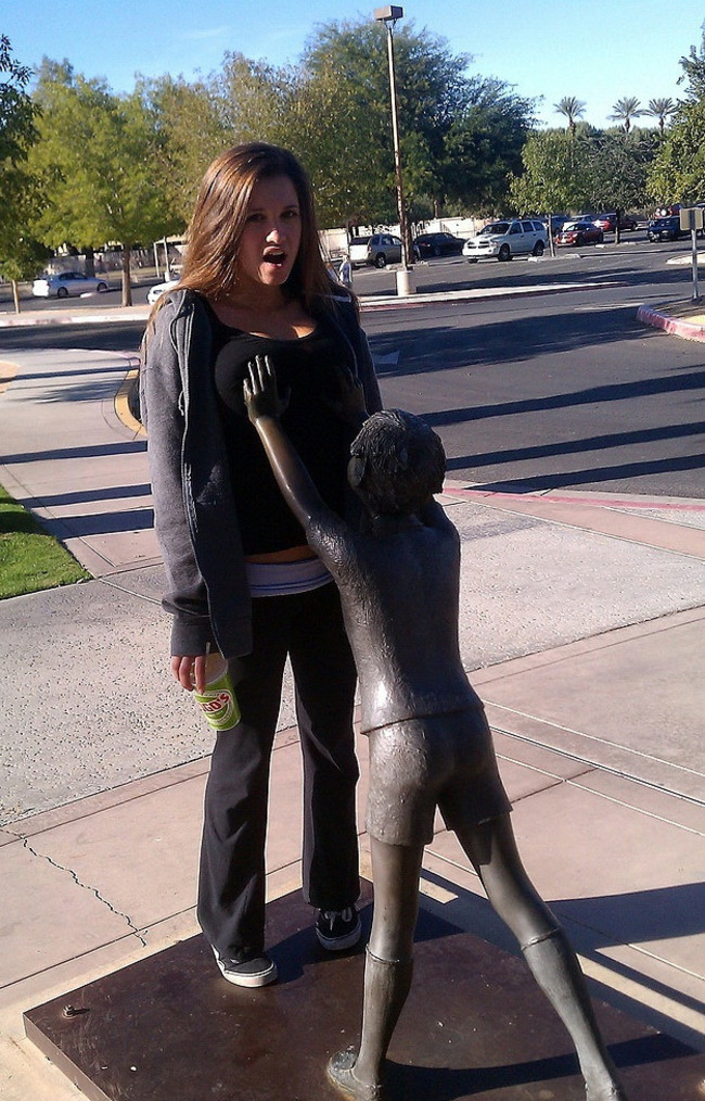 AD-Messing With-Statues-12