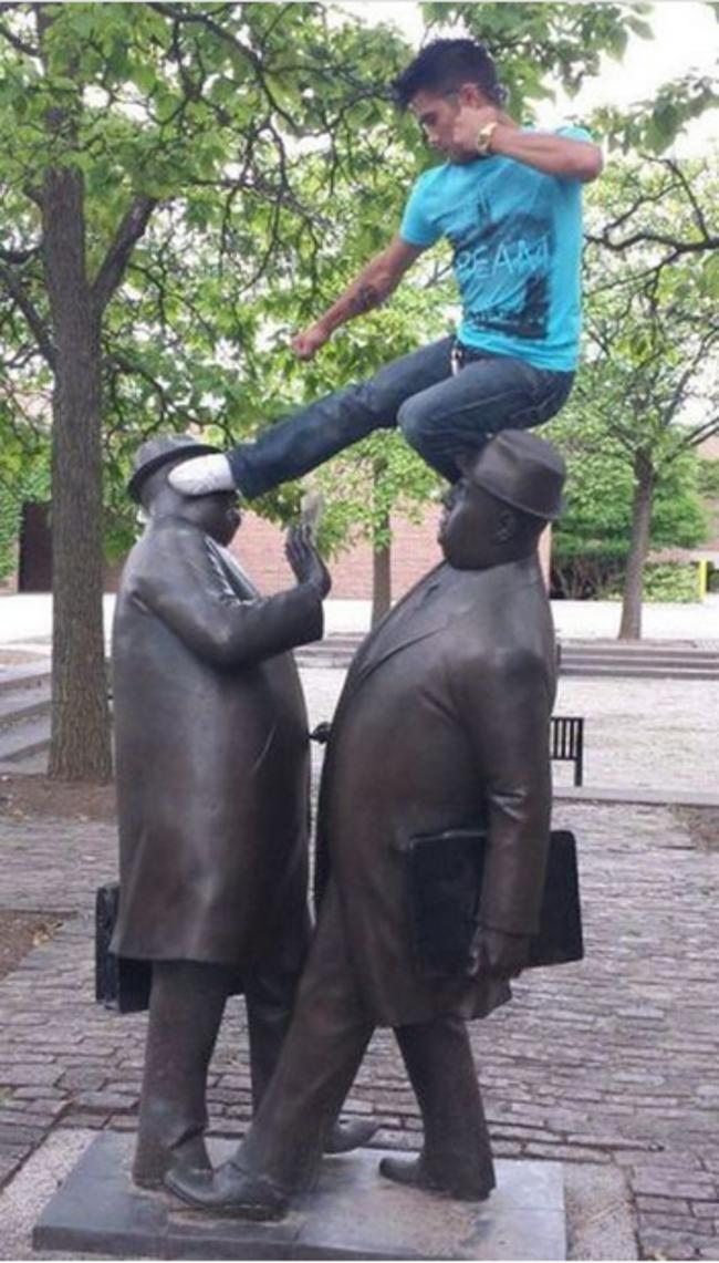 AD-Messing With-Statues-19