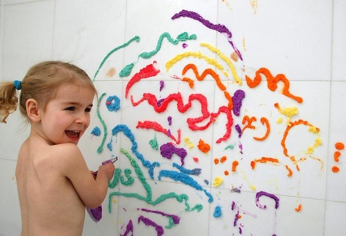 AD-More Art-In The Bathtub