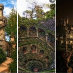 "The Palace Of Mystery: My Pictures Of ""Quinta Da Regaleira"""