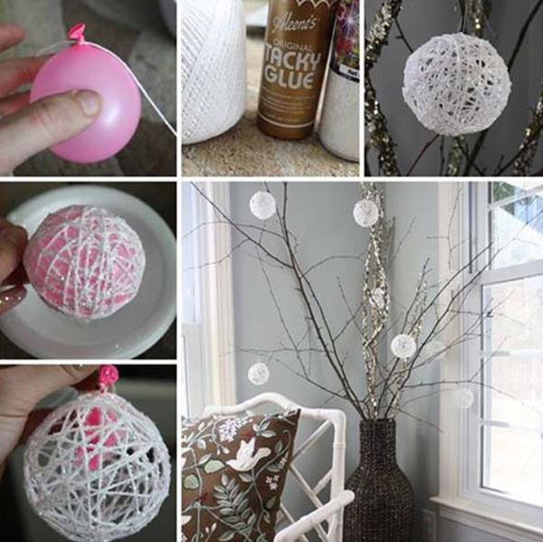 30 Creative Ceiling Decorating Ideas That Will Make Your: 36 Easy And Beautiful DIY Projects For Home Decorating You