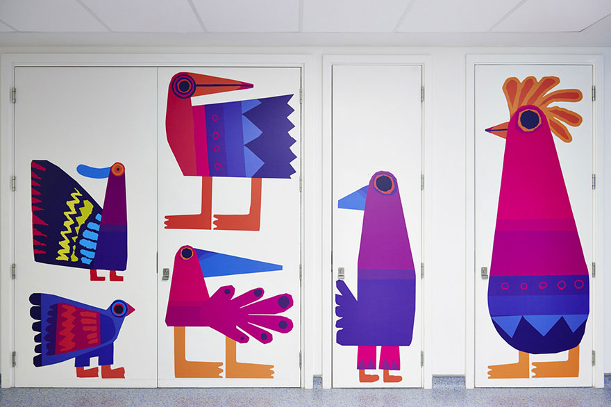 AD-Artists-Mural-Design-Royal-London-Children-Hospital-Vital-Arts-10