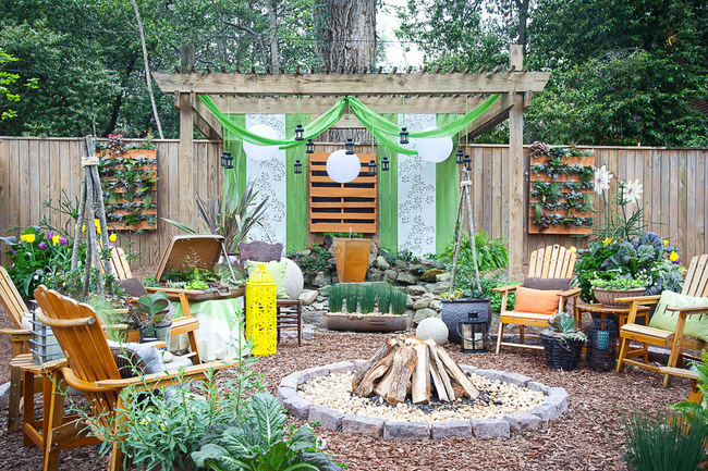 30+ Of The Best Backyard Hangout Spots In The World ...