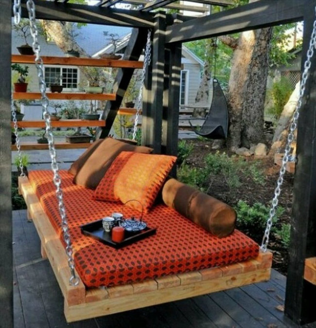 Outdoor Daybed Ideas Patio
